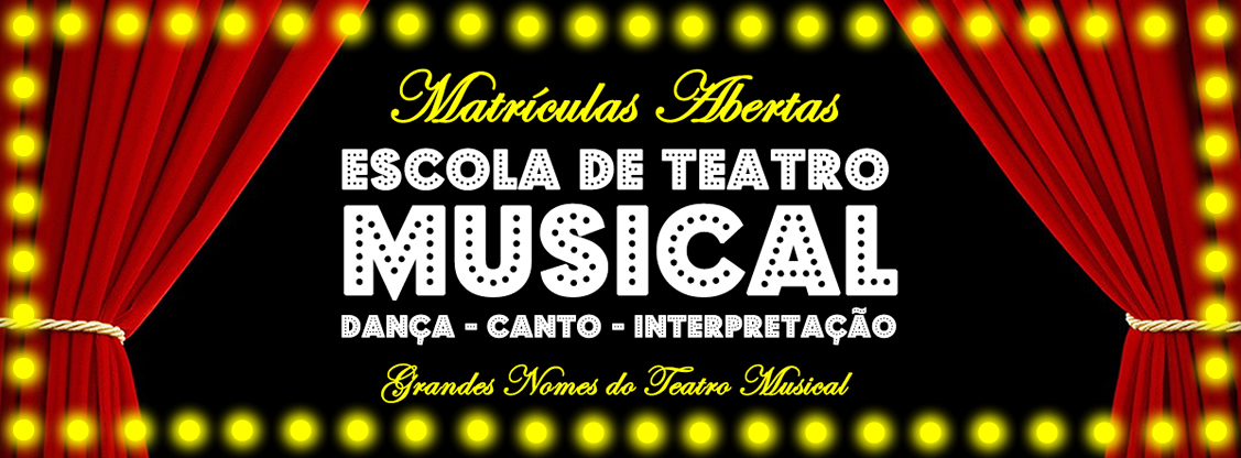 Curso de Teatro Musical no ABC